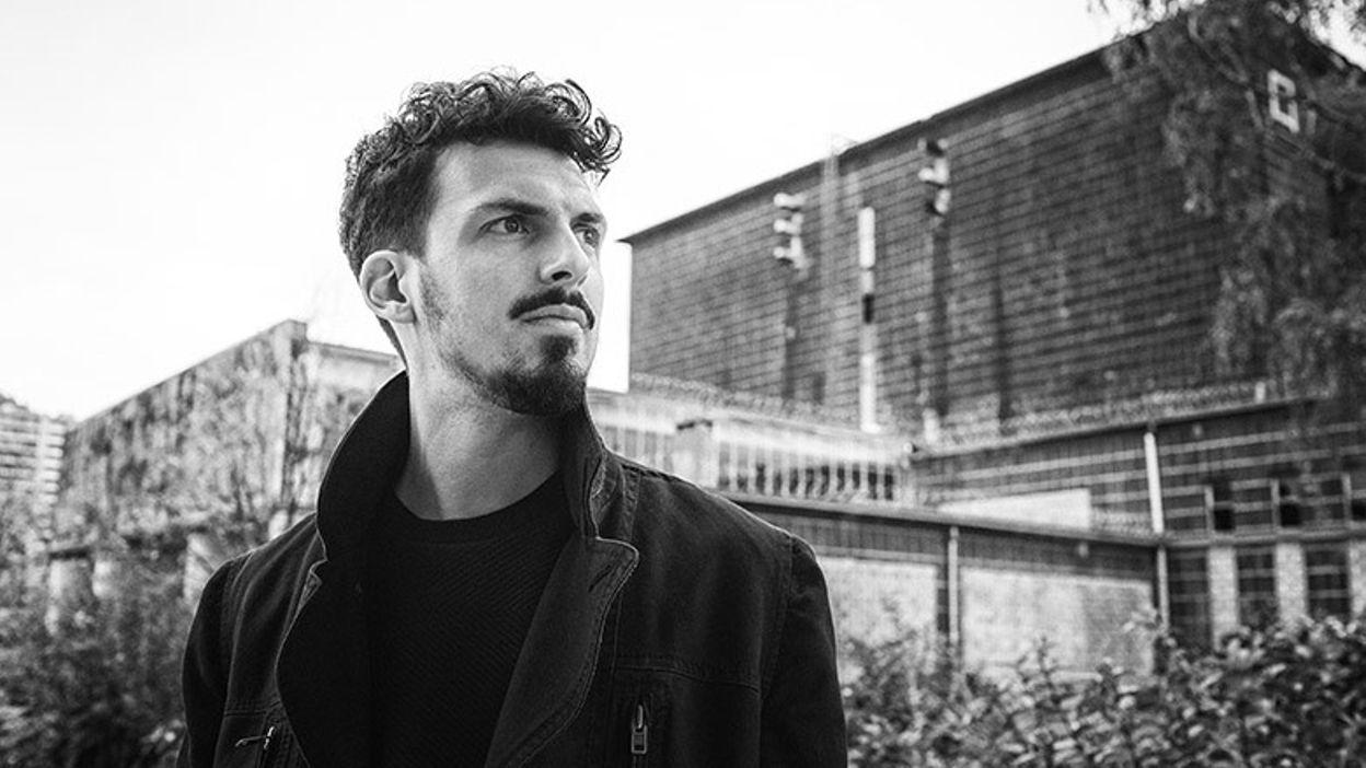 Interview de Antoine Pierre sur Musiq3