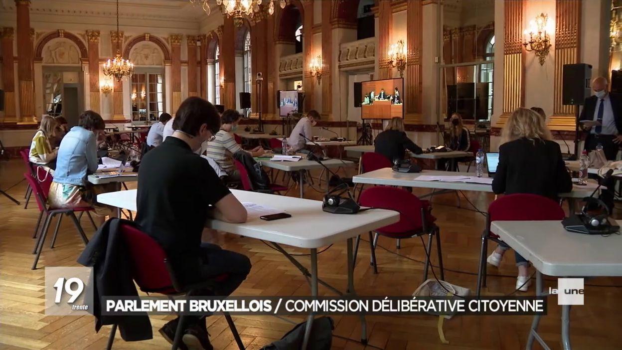Fin de la commission citoyenne au Parlement bruxellois sur la 5G
