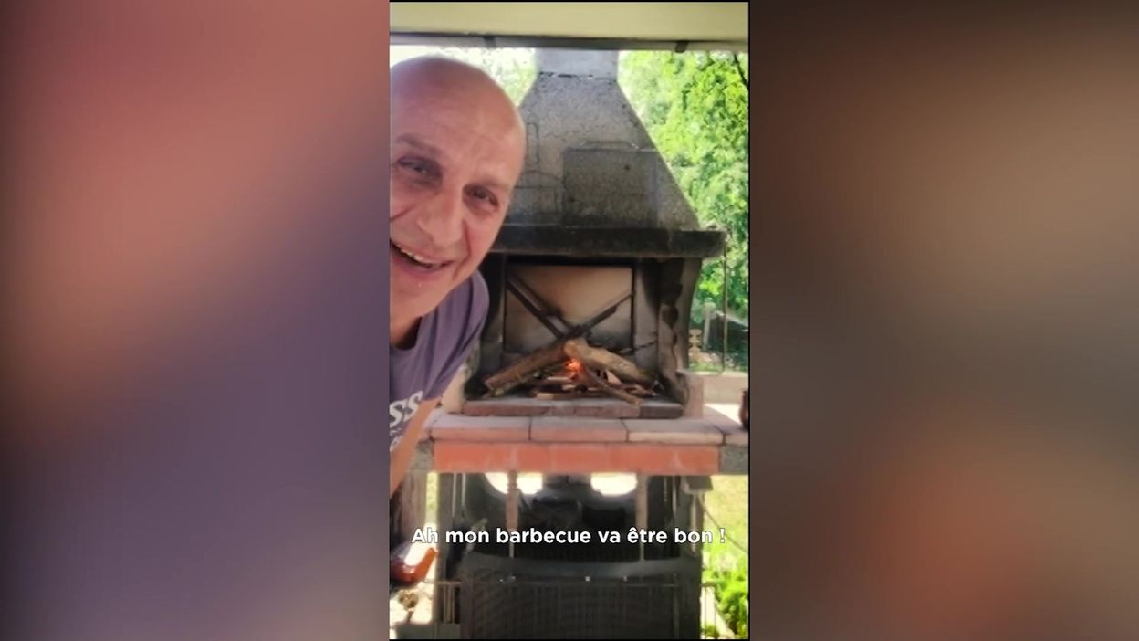 Comment allumer facilement son barbecue ? le truc de Super Manu