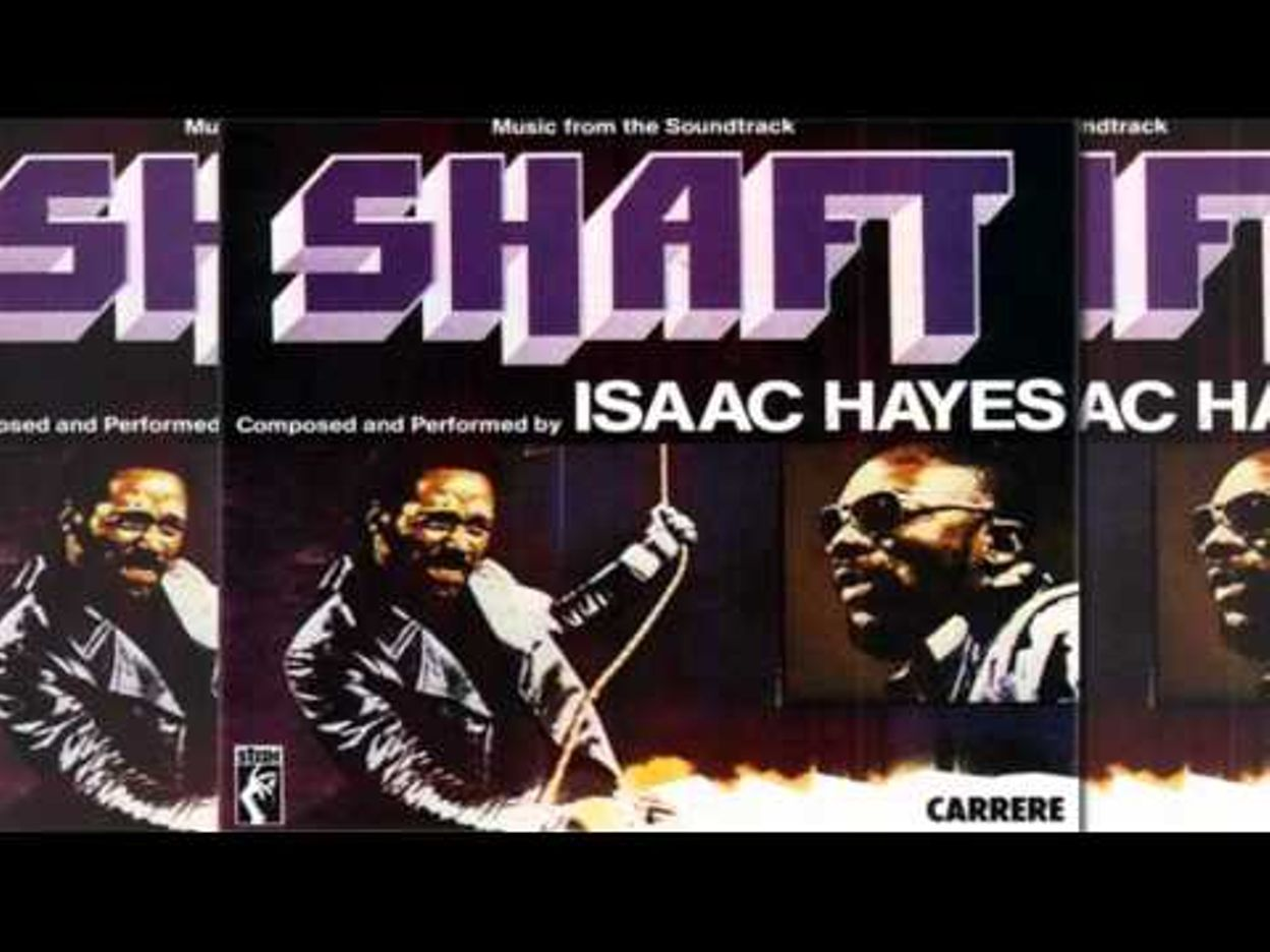 Isaac Hayes Movies And Tv Shows Amazing isaac hayes: shaft (high quality) - 08/11/2012