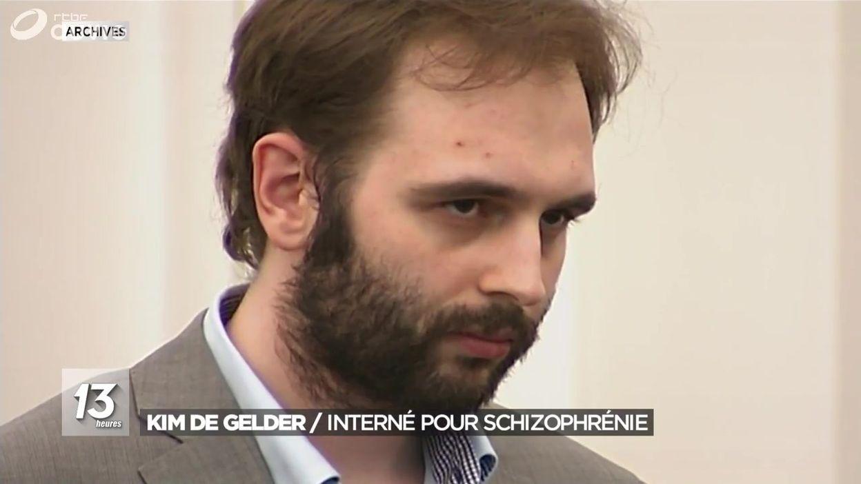 Kim De Gelder interné pour schizophrénie - JT 13h - 24/05/2019