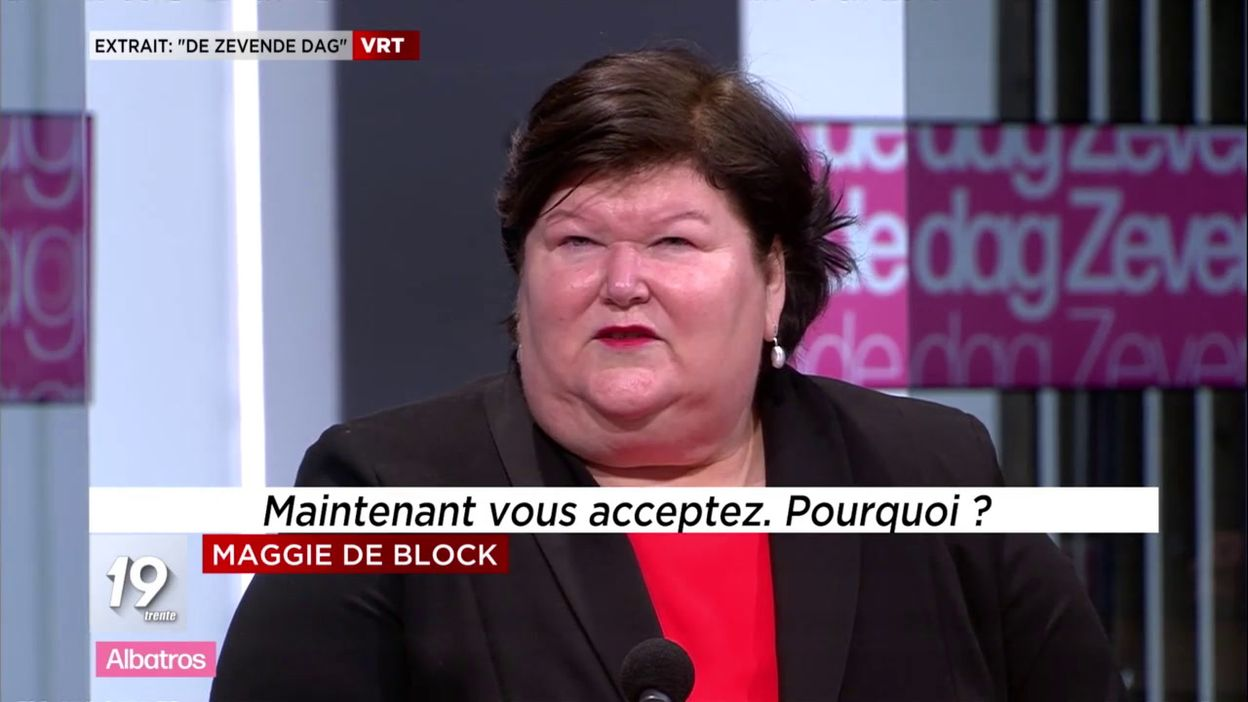 Témoignage : Maggie De Block évoque son obésité