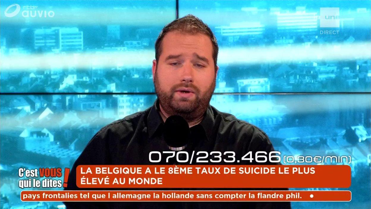 La Belgique A Le 8eme Taux De Suicide Le Plus Eleve Au Monde C Est