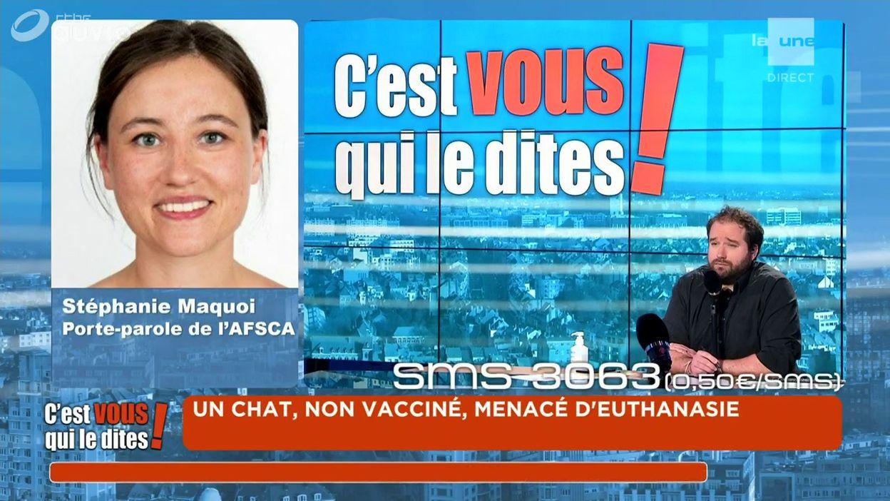 L'expert du débat : Stéphanie Maquoi - Porte-parole de l'AFSCA