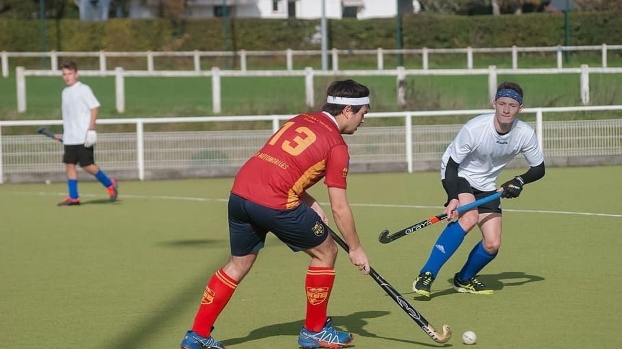 Reprise des entraînement pour le Hockey Club de Namur.