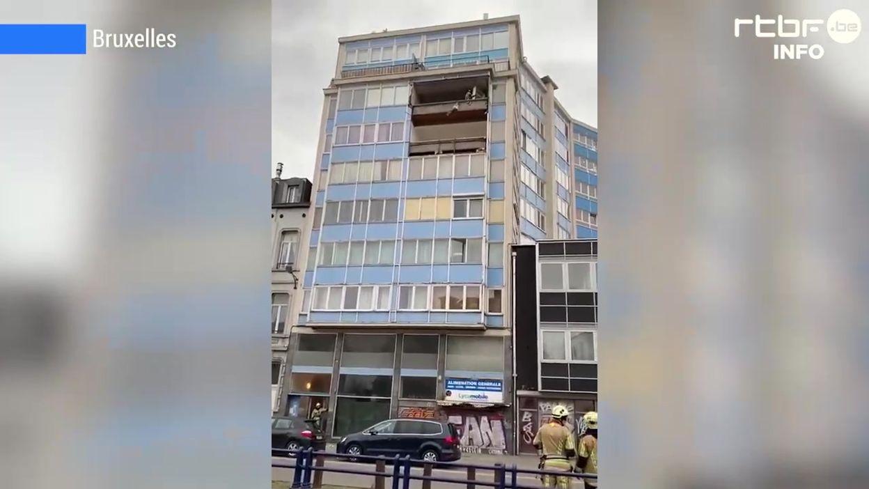 La tempête Ciara passe en Belgique