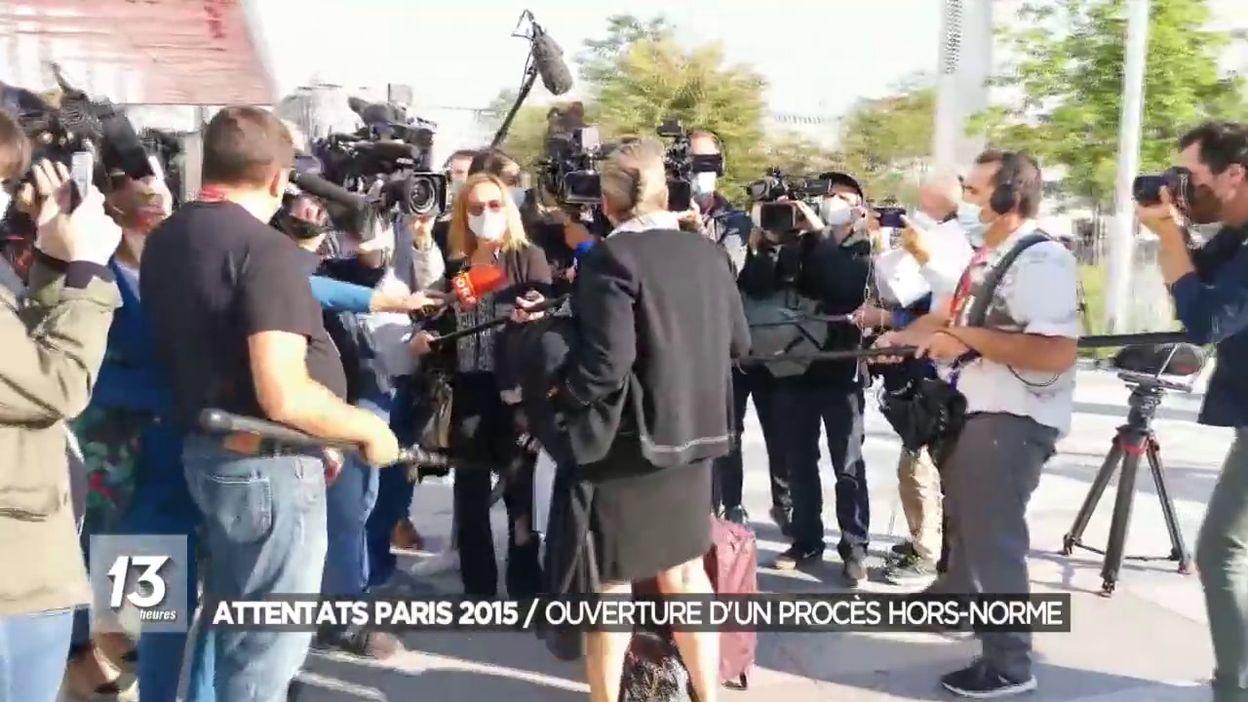 Procès Charlie Hebdo: Ouverture d un procès hors-norme