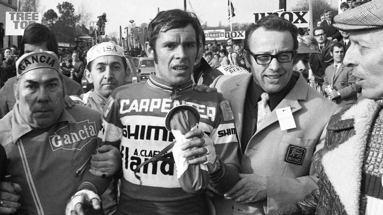 Flèche Brabançonne 1973 : Victoire de Johan De Muynck