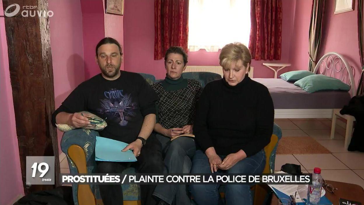 Des prostituées accusent la police de racket