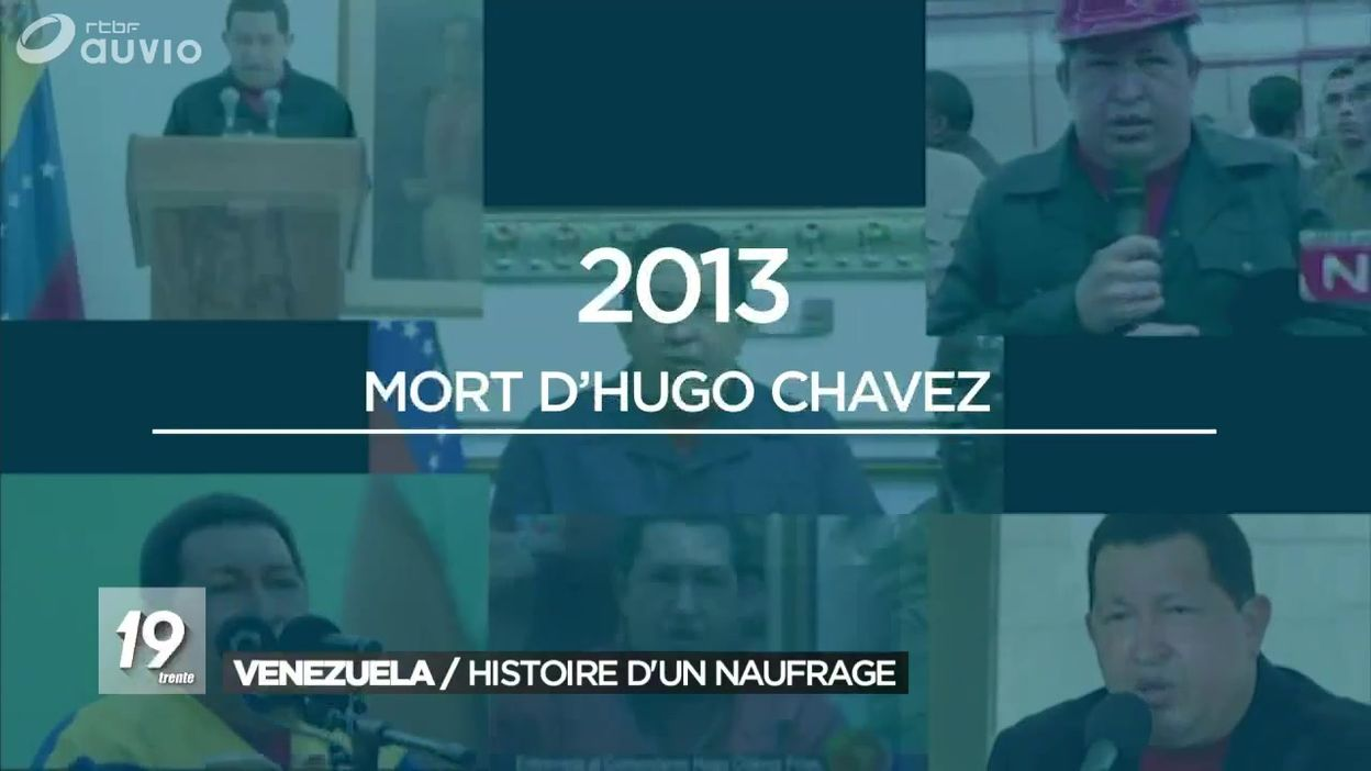 Venezuela : histoire d'un naufrage