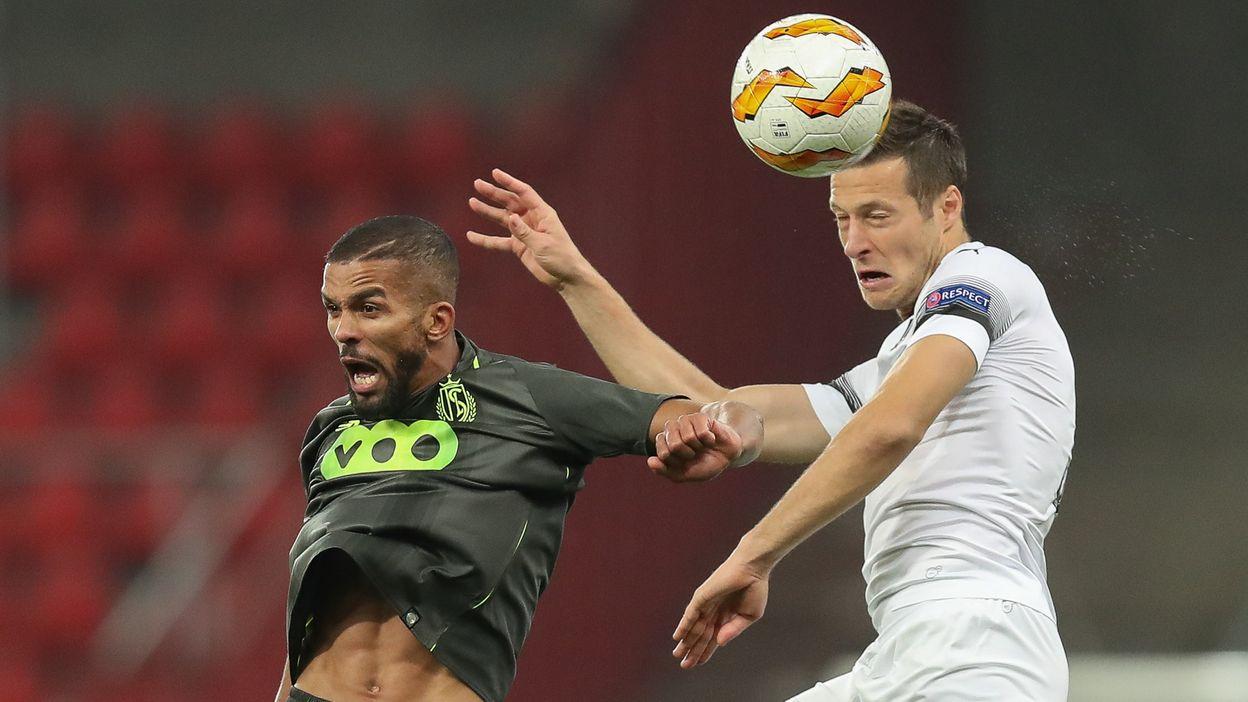 Standard - Krasnodar : 2-1