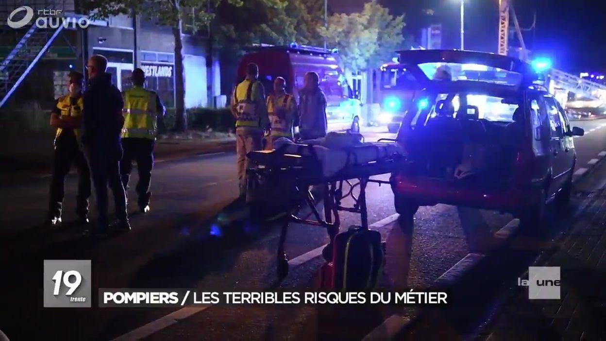 Deux pompiers morts en intervention