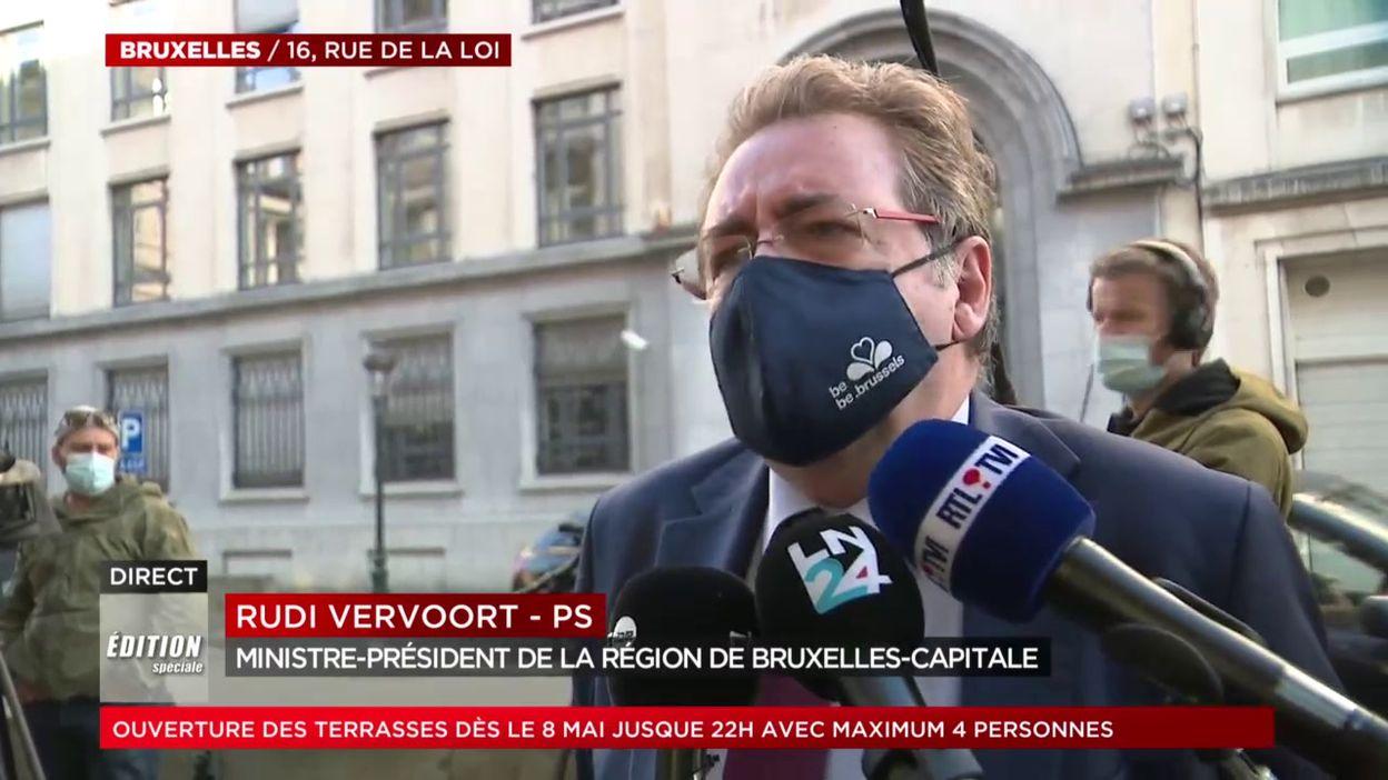 Coronavirus en Belgique :
