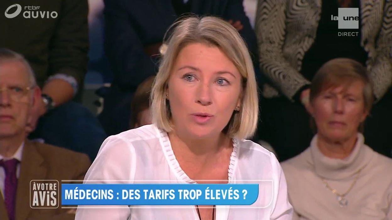Caroline Taquin - sanctionner les médecins