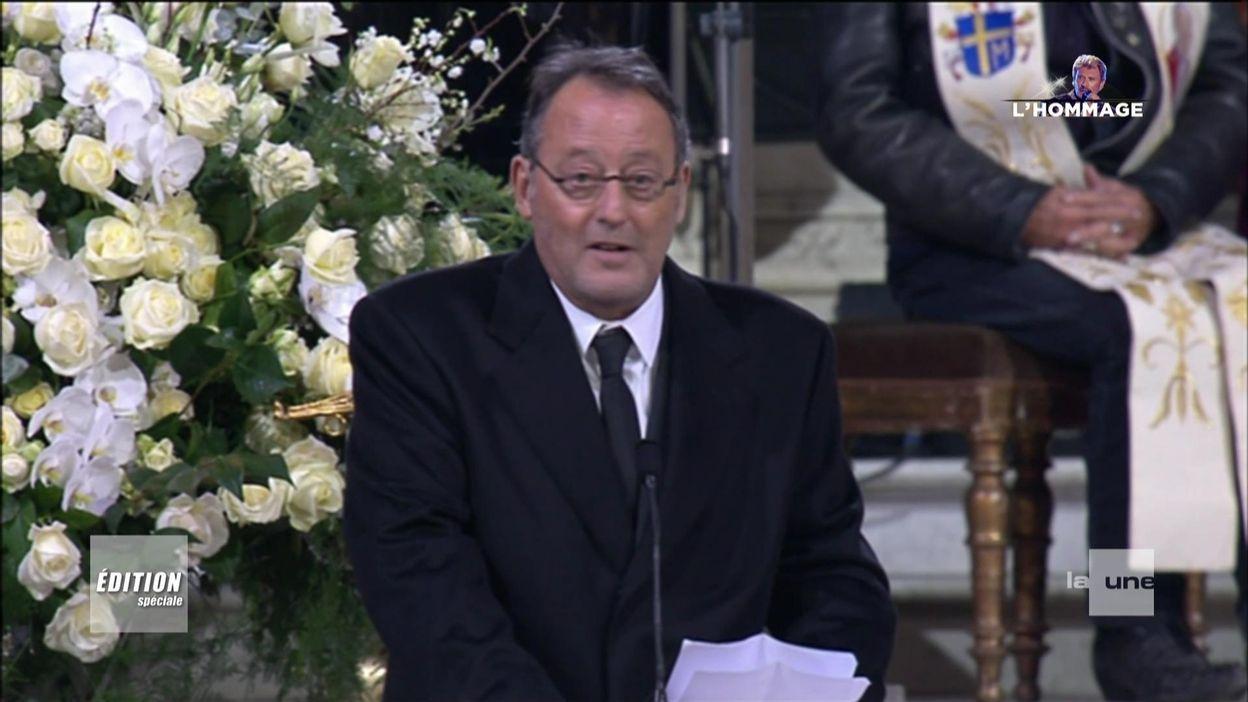 Jean Reno Lit La Chanson Des Deux Escargots à Un Enterrement De Jacques Prévert Hommage à