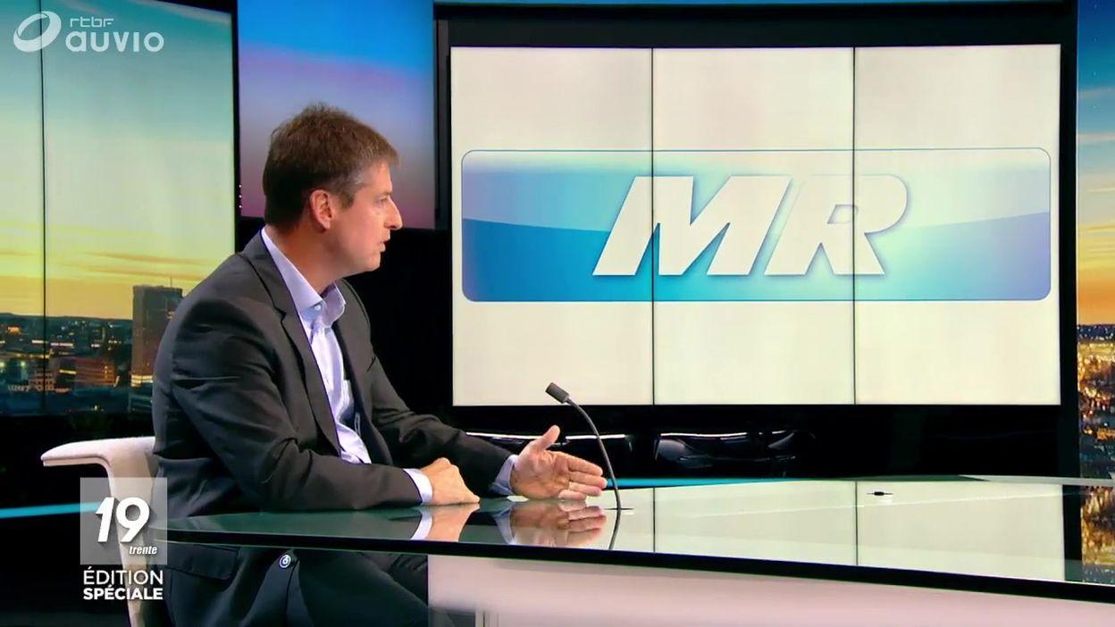 Invité: Olivier Chastel - le Président du MR face au recul des voix