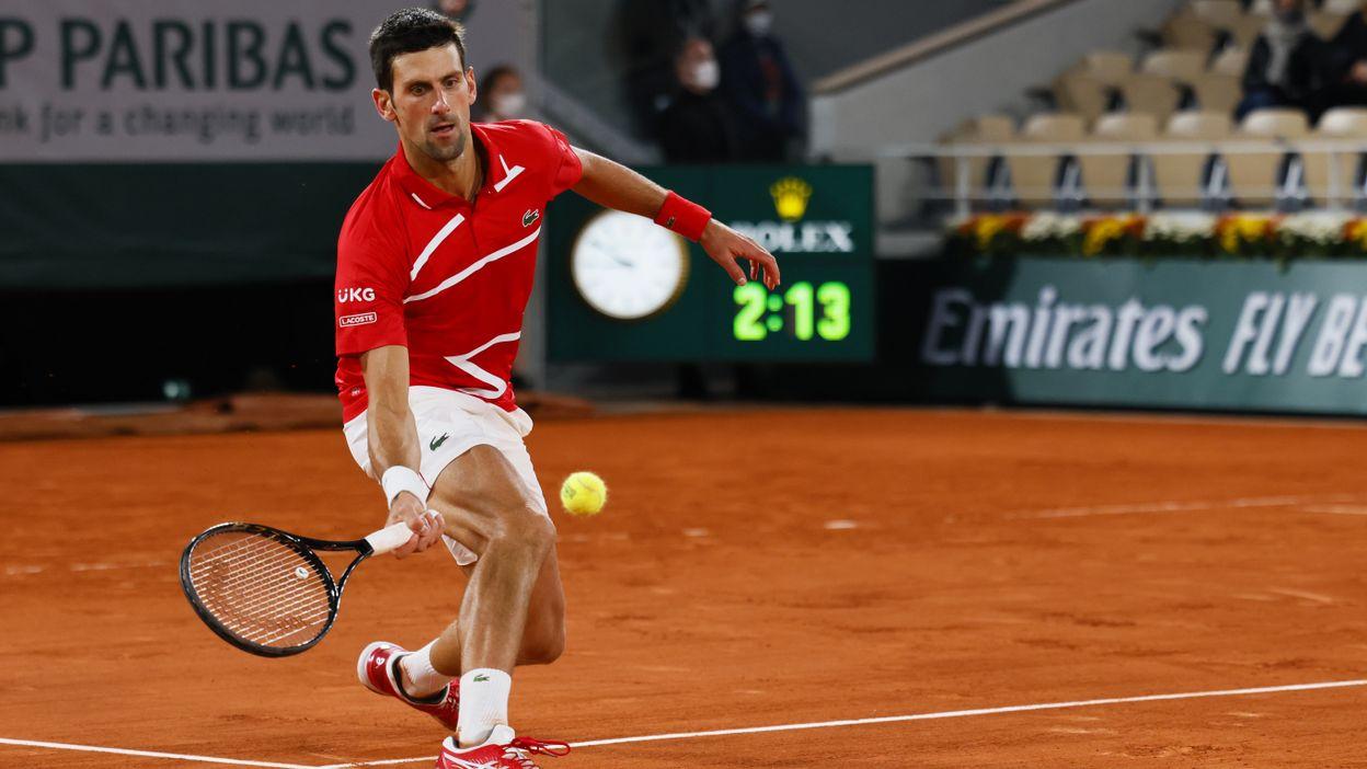 Novak Djokovic s'invite dans une finale de rêve face à Nadal