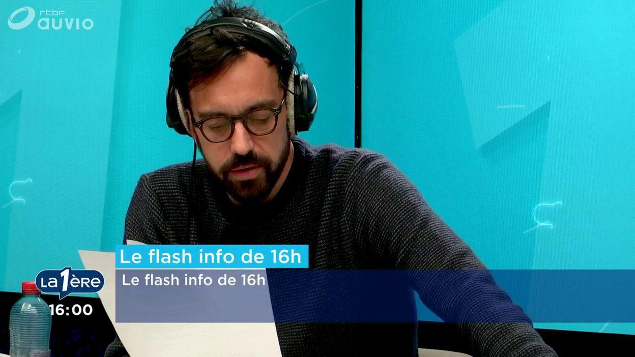 Le flash info de 16h