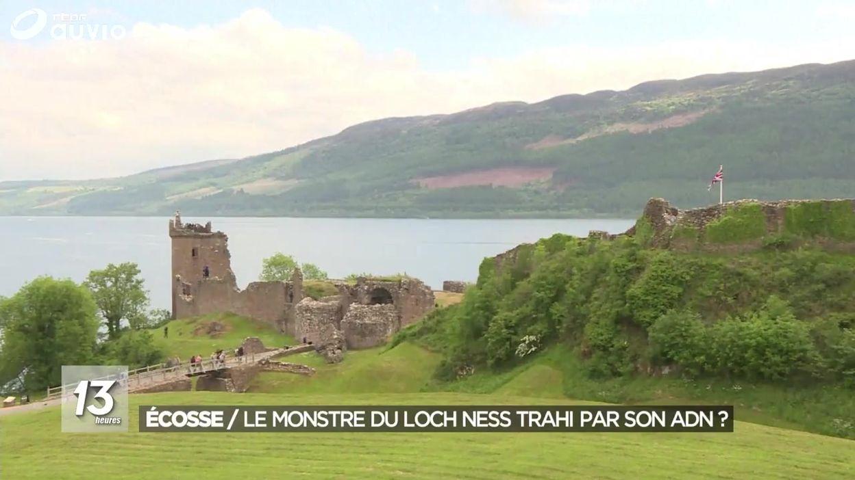 Publication des résultats sur l'ADN du Loch Ness