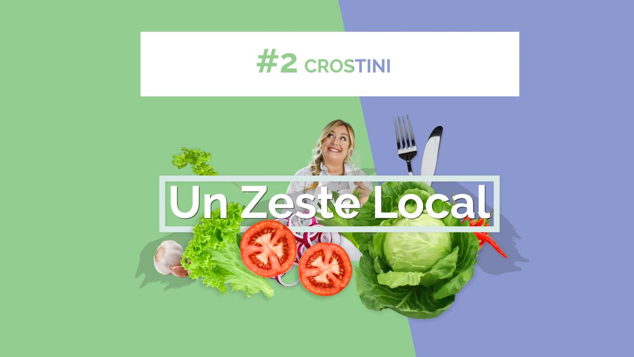 Un zeste local avec Leslie