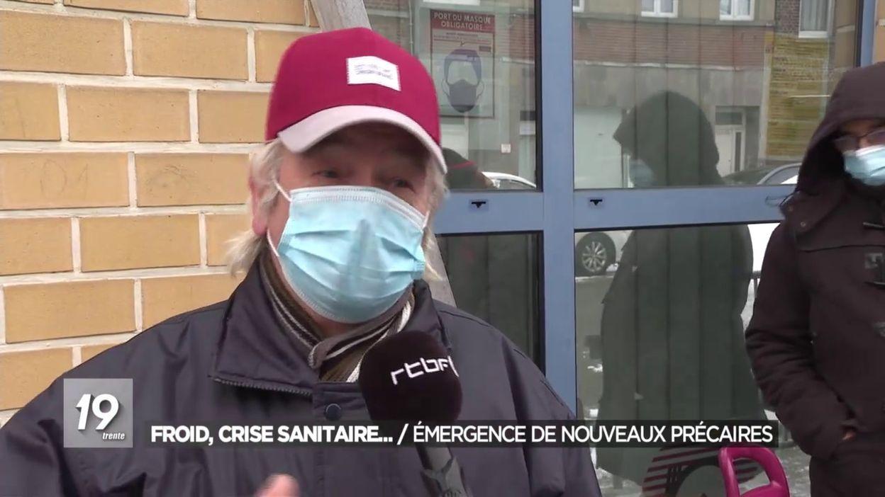 Froid et crise sanitaire : Émergence de nouveaux précaires