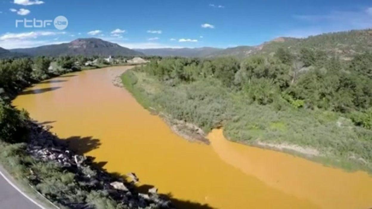 État d'urgence dans le Colorado après pollution d'une rivière