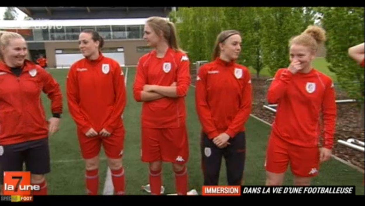 Rencontre femme footballeuse, femmes célibataires