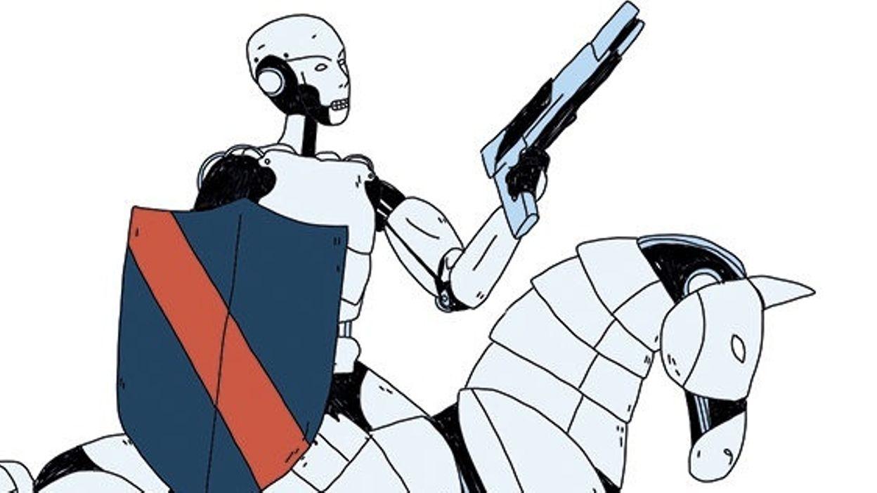 Robots tueurs : quelles conséquences pour les civils?