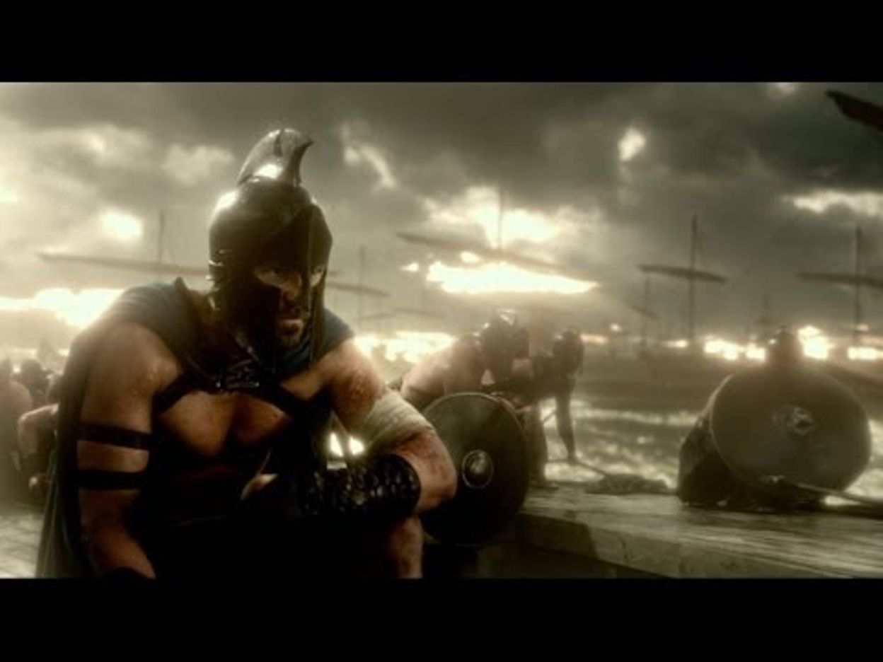 300: Rise of an Empire - Official Trailer 3 [HD] - 22/01/2014