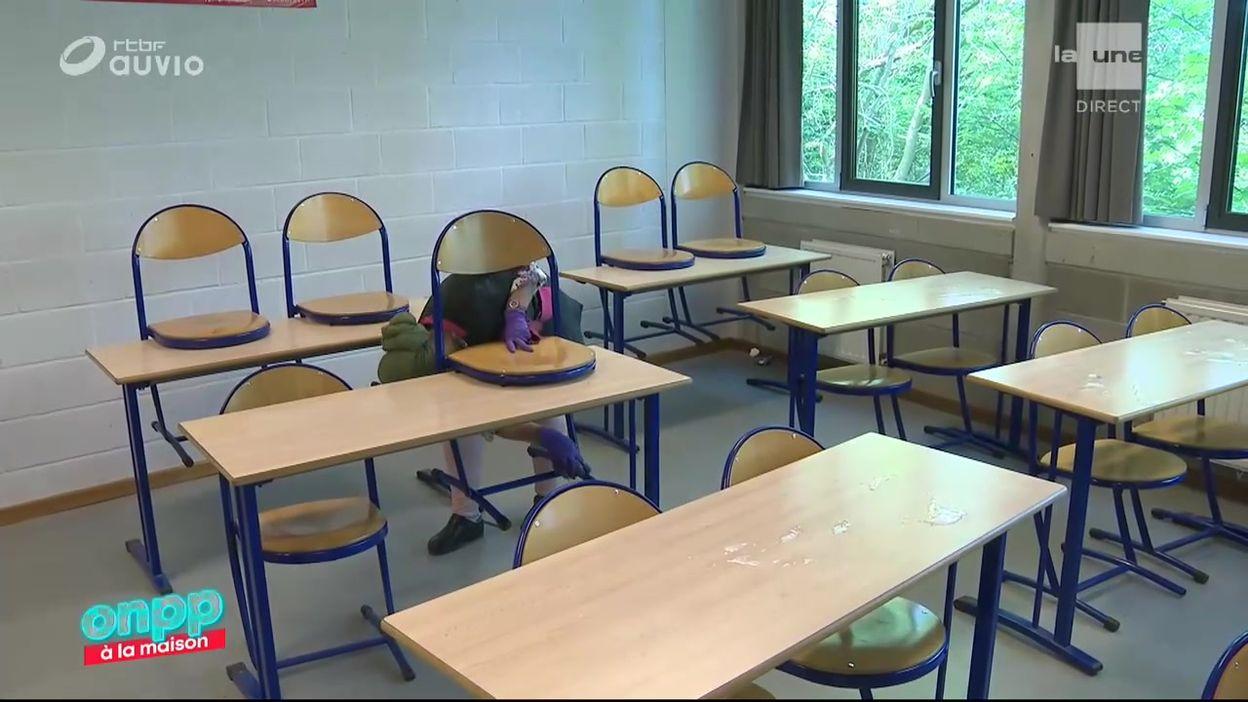 Qui Va Nettoyer Les Ecoles