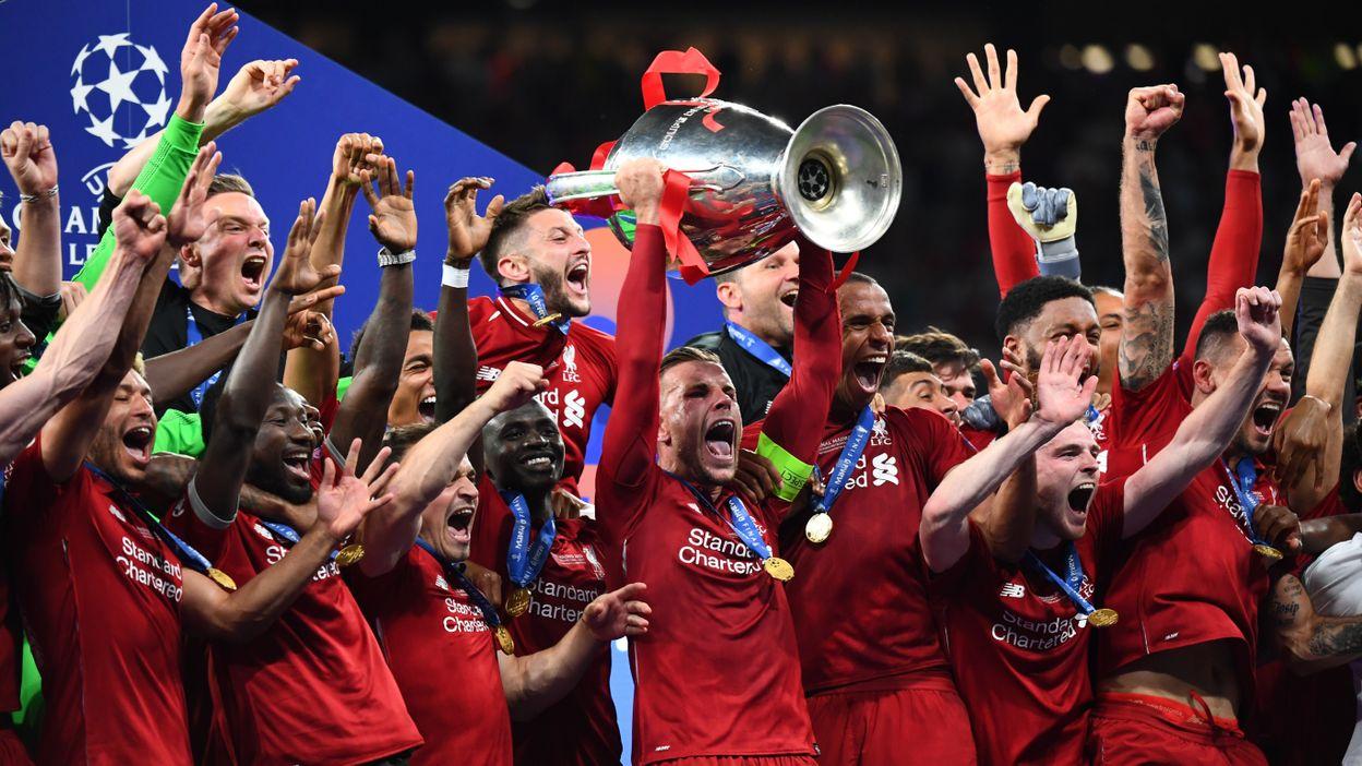 7f76a33100e Finale 2019 : Liverpool - Tottenham (2-0) - Champions League 2019 -  02/06/2019
