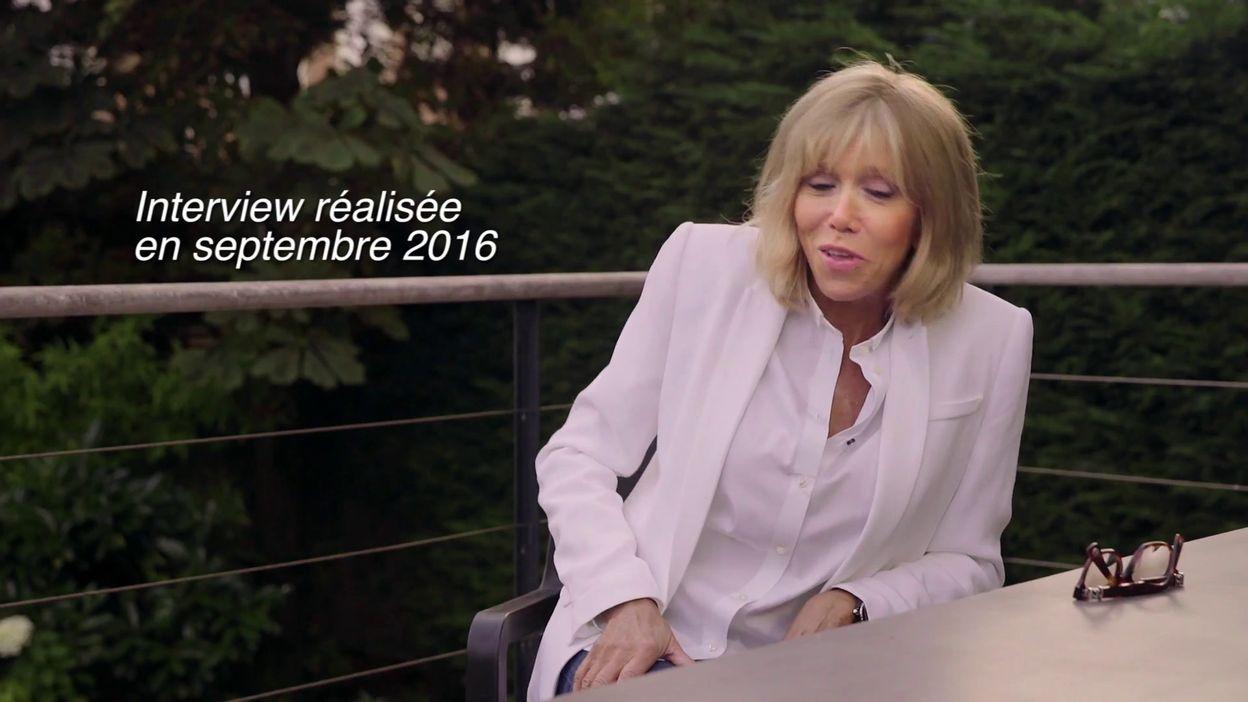 Comment Emmanuel Macron Etonne Brigitte Ainsi Soit Macron Un Documentaire Inedit A Voir Sur
