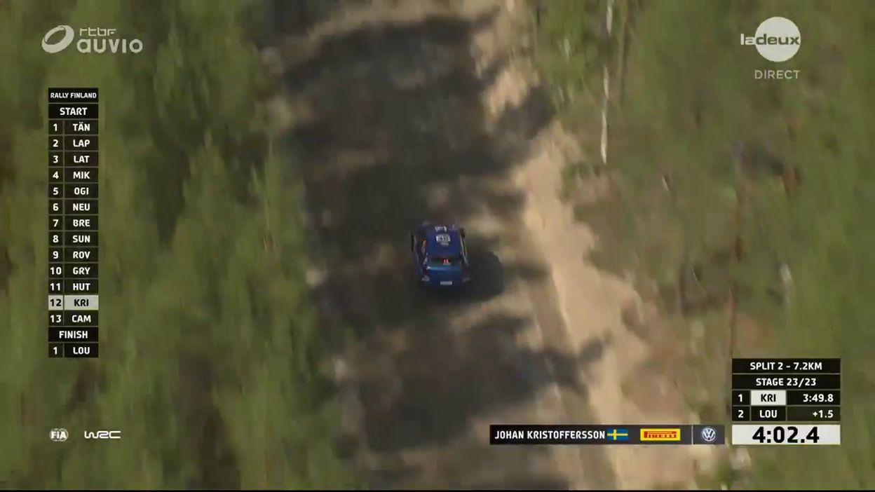 WRC Power Stage