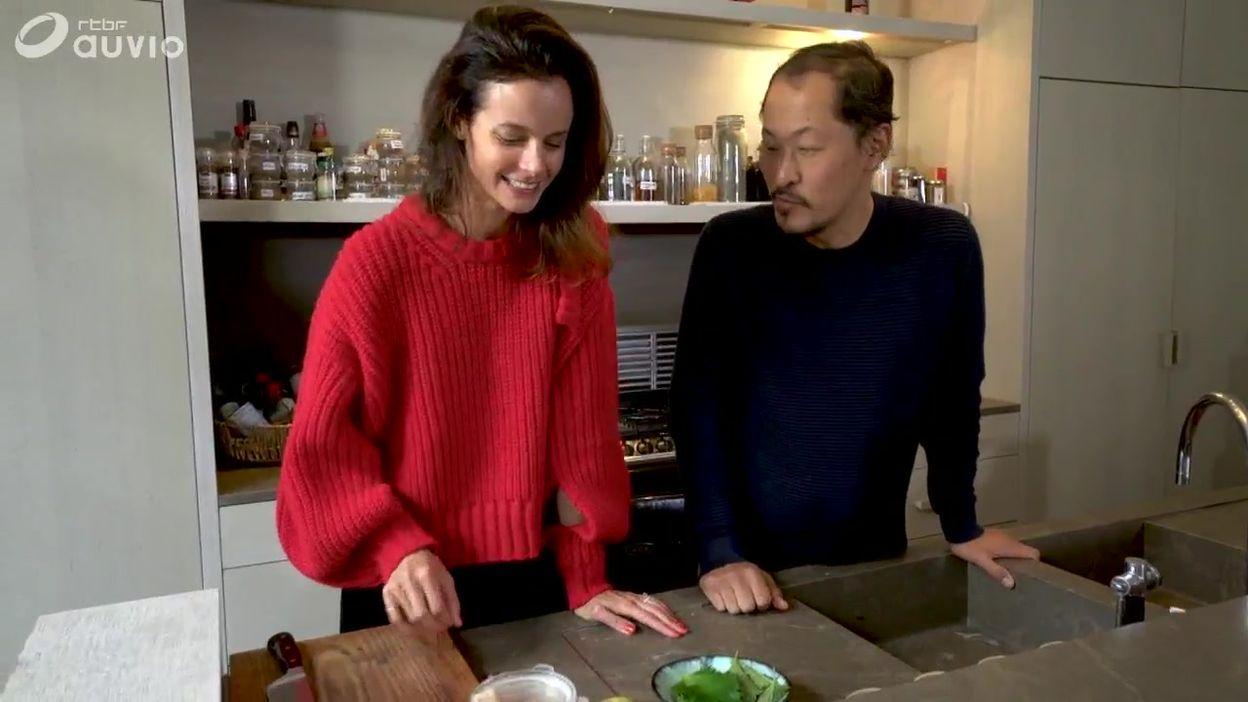 La recette confidentielle de Sang Hoon Degeimbre