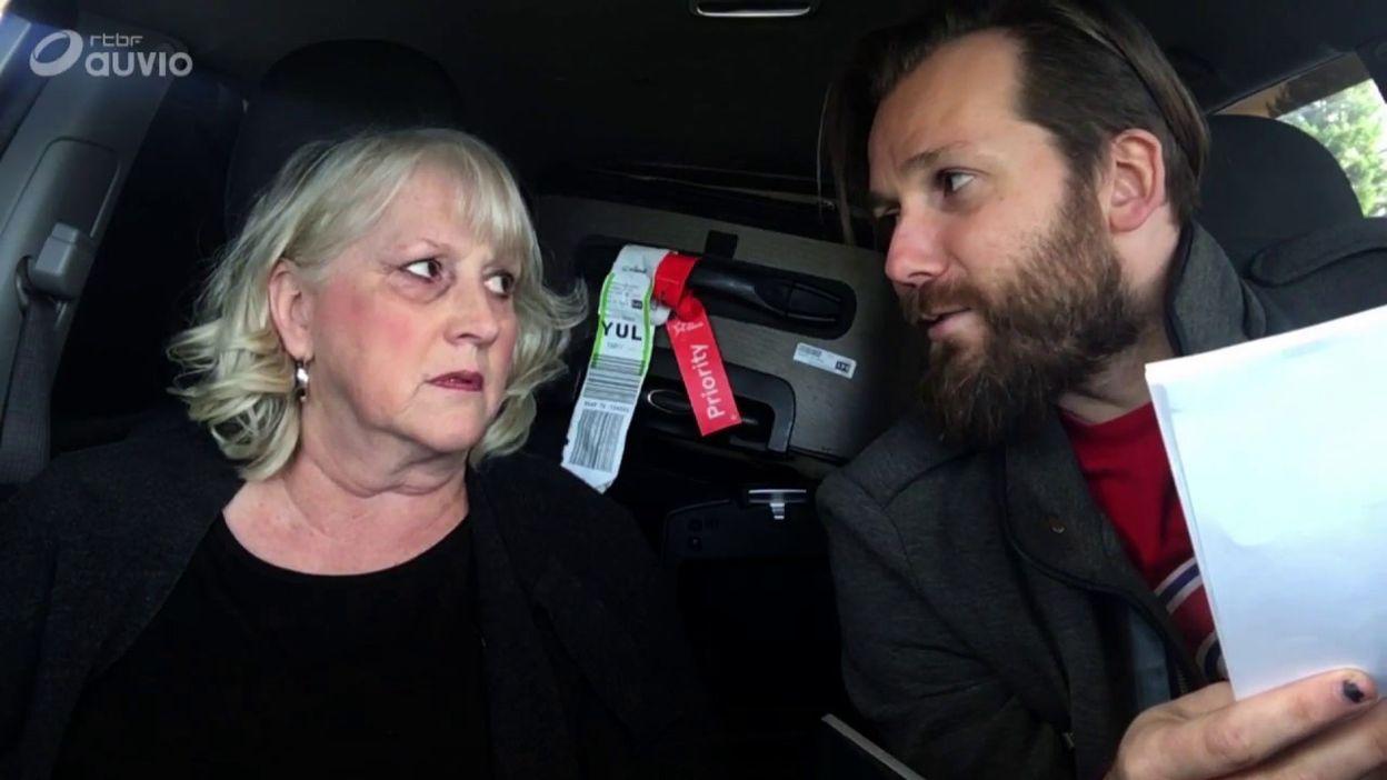 Voyage avec ma mère