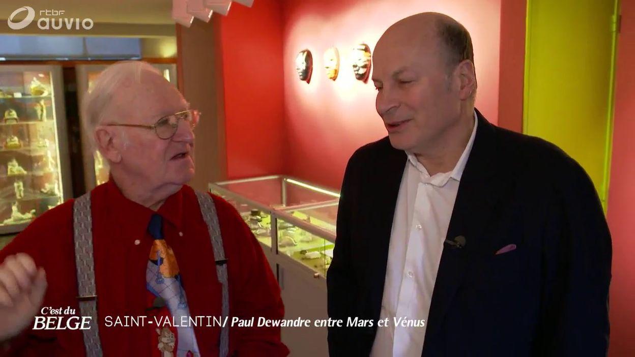 Paul Dewandre entre Mars et Vénus