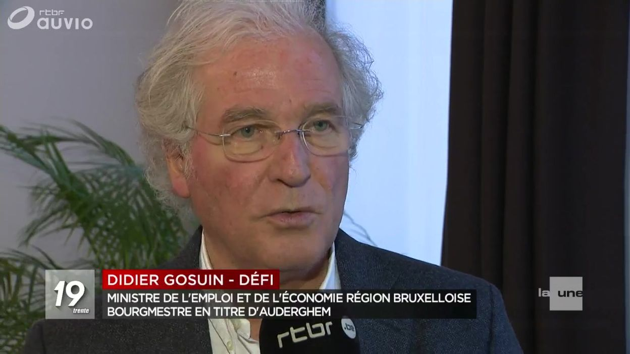 Départ de Didier Gosuin et les répercussions pour DéFi