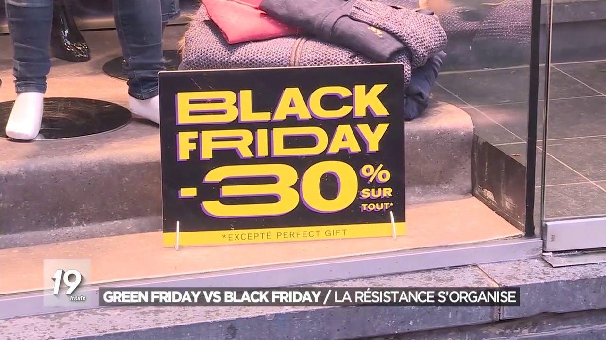 Green Friday vs Black Friday : La résistance s¿organise