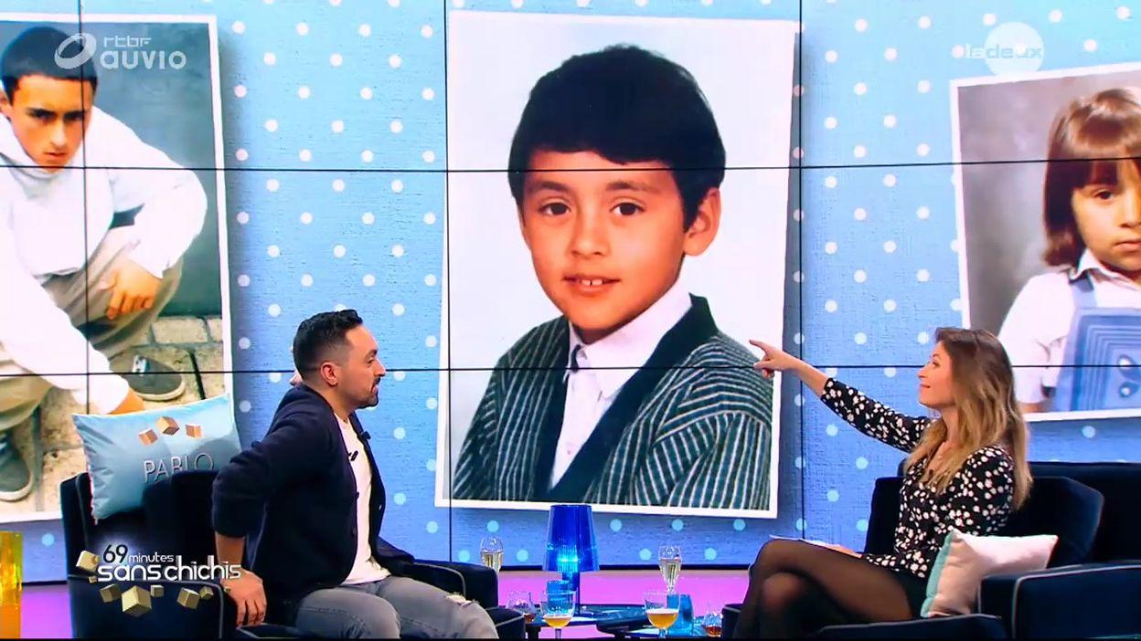 Quel enfant était Pablo Andres
