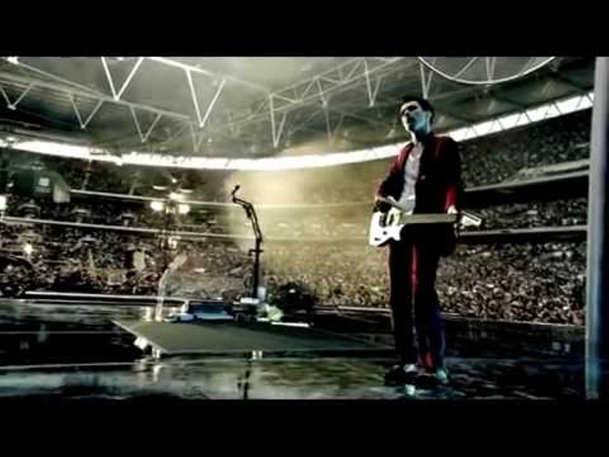 Muse - Hysteria [Live From Wembley Stadium] - 12/12/2014