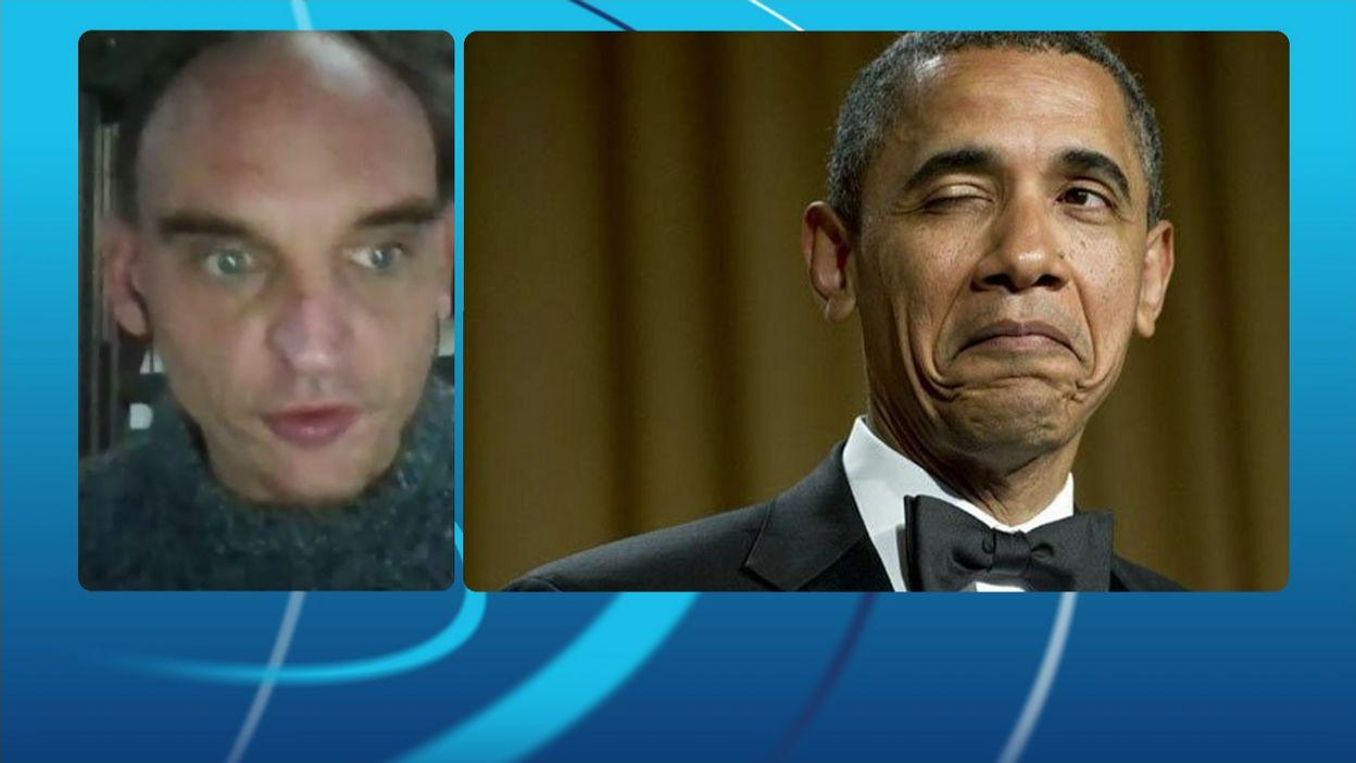 Edgar Szoc - Les mémoires d'Obama