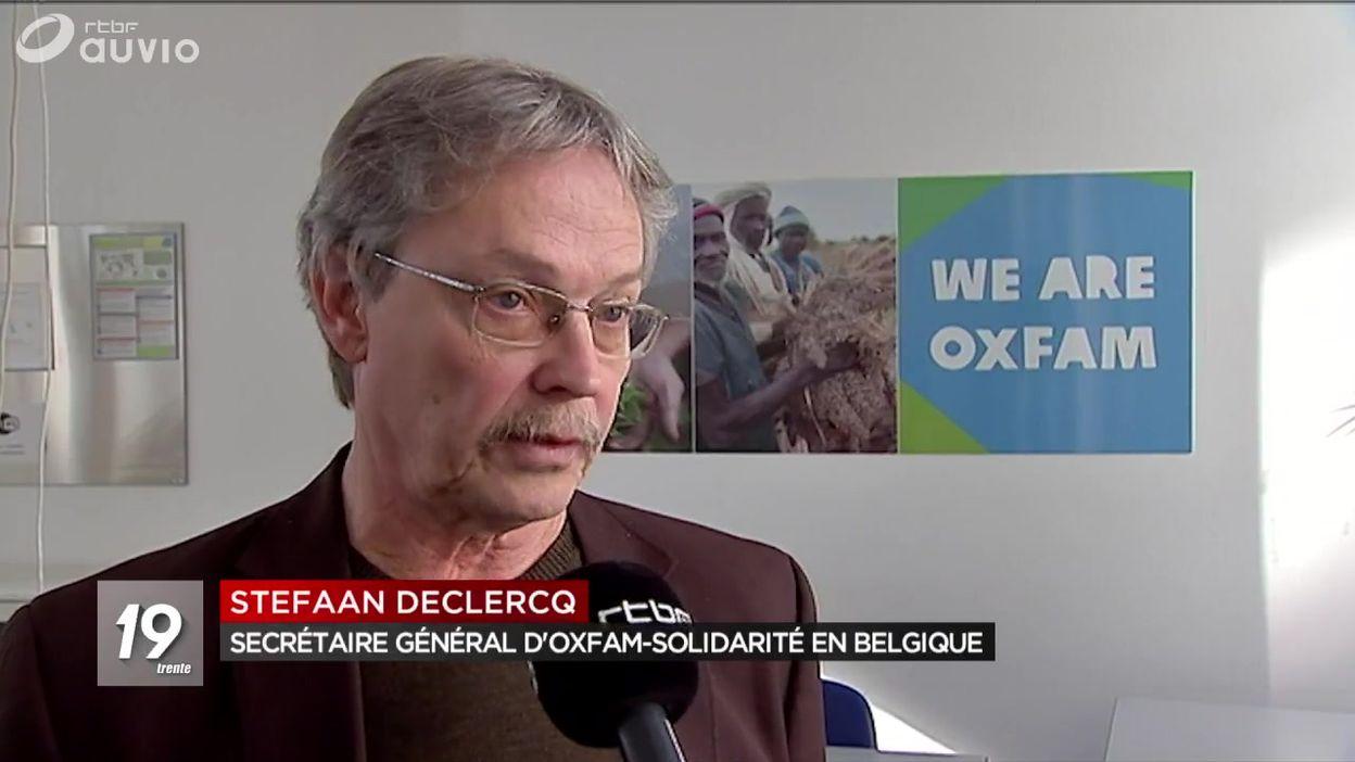 Scandale OXFAM : impact sur les dons en Belgique