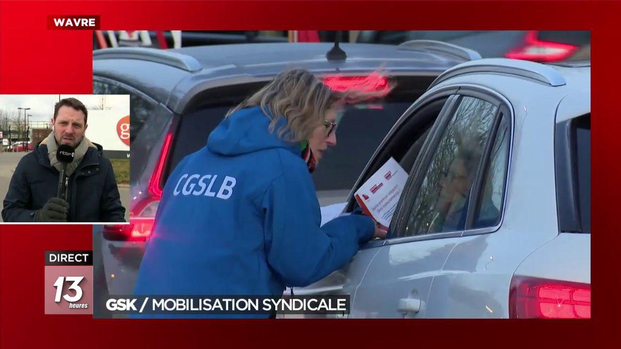 GSK : Mobilisation syndicale