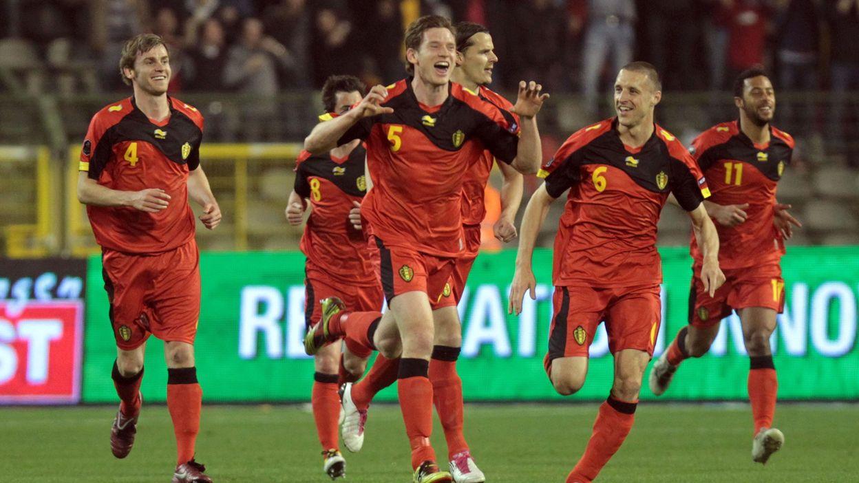 Belgique - Azerbaidjan : 29 mars 2011 (4-1)