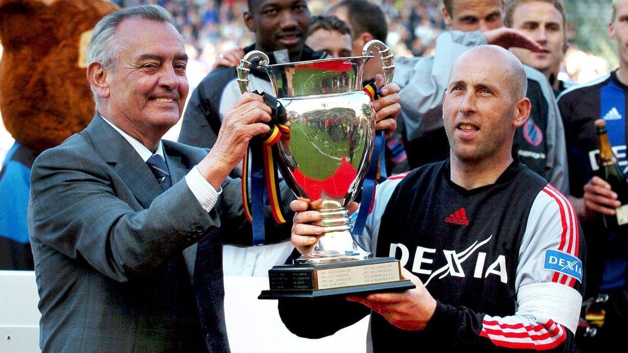Finale 2004 : FC Bruges - Beveren