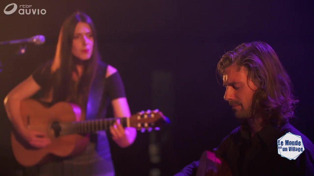 'Sunrise' par Tristan Driessens & Lara Driessens