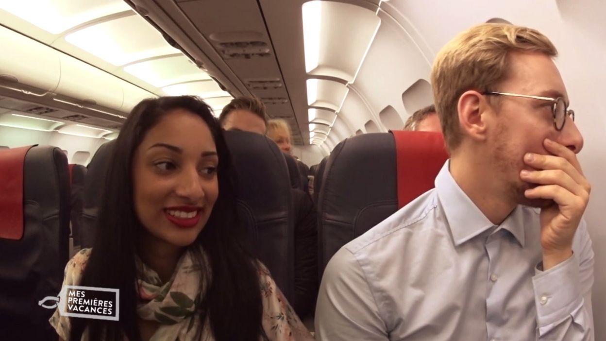 INEDIT : Kevin va-t-il vaincre sa peur de l'avion ?
