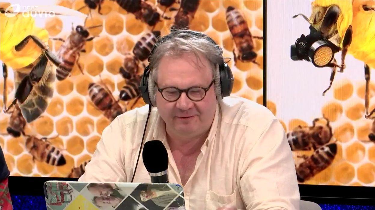 Eric De staercke -Je suis une abeille et j'emmielle Monsanto