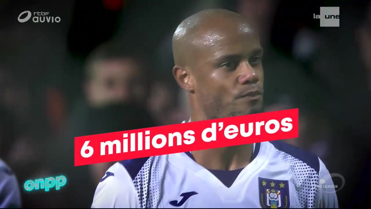Les salaires des joueurs de football