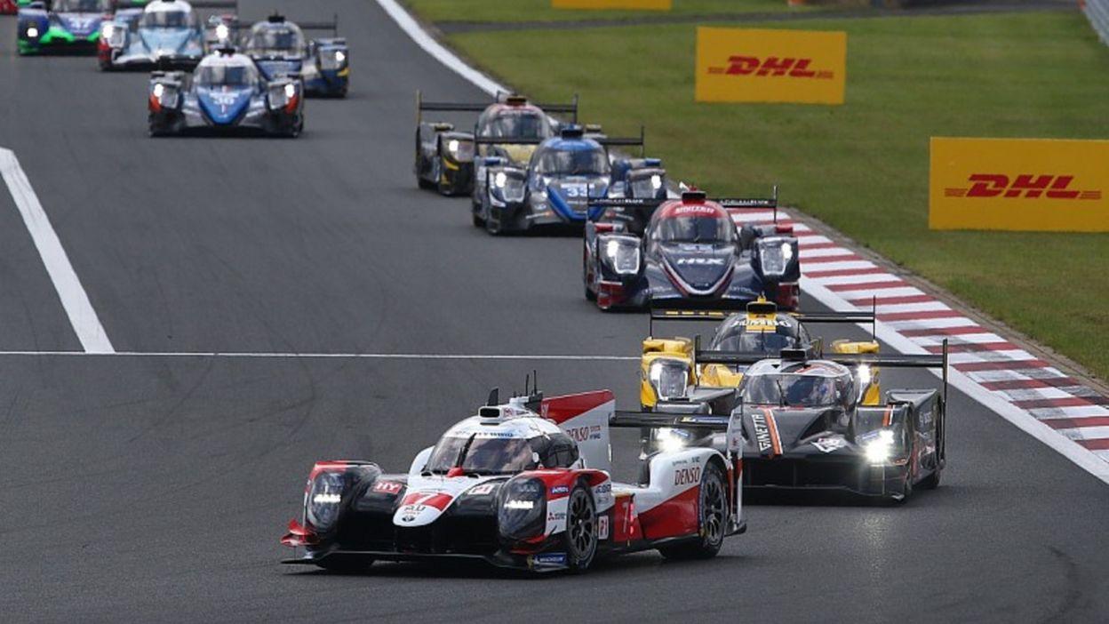 WEC 4H de Silverstone : Victoire Toyota n°7